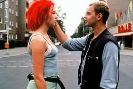 so simple so puzzling movies franka potente lola receives a phone call from her boyfriend manni he lost dm in a subway train that belongs to a very bad guy lola has 20 min to raise this amount run