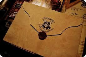 Resultado de imagen de carta de hogwarts