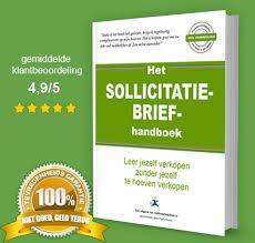Het sollicitatiebriefhandboek - de handleiding voor effectieve brieven!