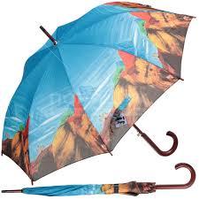 Зонт-трость полуавтомат 60 см, 1268Z женский, в ассортименте ...