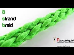 <b>8</b> strand round <b>braid</b> - YouTube