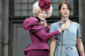 The Hunger Games Quotes - 'I volunteer! I volunteer as tribute!'