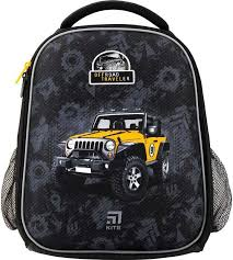 Рюкзак Kite Education <b>Off-road</b> K20-555S-1 Черный, цена 3 900 ...
