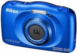 Купить Цифровой фотоаппарат <b>Nikon</b> Coolpix W150 <b>синий</b> в ...
