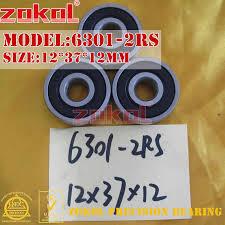 <b>ZOKOL bearing</b> 5201 <b>2RS</b> 3201 2RZ (3056201) Axial Angular ...
