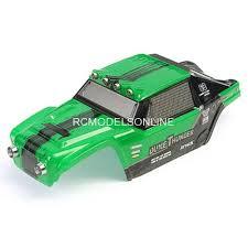 <b>891</b>-<b>B002</b> DESERT TRUCK(GREEN) for HBX 12891 1/12 2.4G 4WD ...
