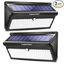 Amazon.com: Luposwiten <b>100</b> LED <b>Solar Lights Outdoor</b>, 2000 ...