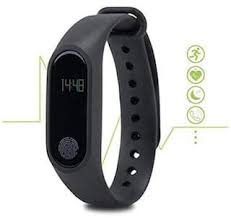 Bingo f0s Plus <b>Smart Band</b> with Heart Rate Sensor Features and ...