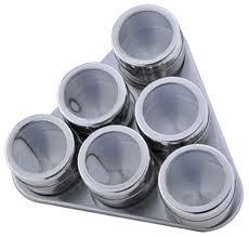 Купить Bohmann <b>Набор для специй</b> 7815BH <b>стальной</b> по низкой ...