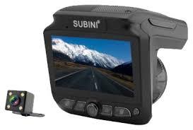 <b>Видеорегистратор</b> с радар-детектором <b>Subini SV</b>-<b>200</b> — купить ...