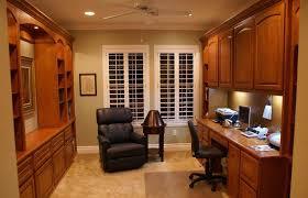 built in home office furniture built in desks for home office