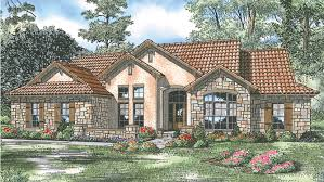 Southwest House Plans and Southwest Designs at BuilderHousePlans comSouthwest Style House   Plan HWBDO