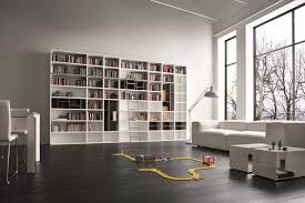 library furniture home white living room interior with white solid wood tall narrow bookcase with gray buy home library furniture