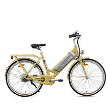 26 inch electric bicycle 48v lithium battery city bicycle pedal double ...