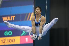 Три азербайджанских гимнаста в финалах AGF Junior Trophy ...