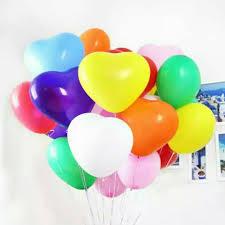 [READY STOCK] <b>Mixed Colour</b> Heart Shaped <b>Latex</b> Balloons (<b>12</b> ...