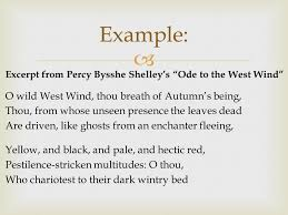 Image result for shelley ode to the west wind