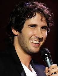'The Office': Josh Groban on his sibling rivalry with Andy - josh-groban-gi