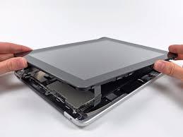 Ремонт iPad 1 с гарантией в МСК