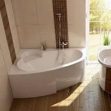 <b>Акриловая ванна Ravak Asymmetric</b> 170 x 110 купить в Москве