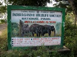 indira gandhi wildlife sanctuary and national park