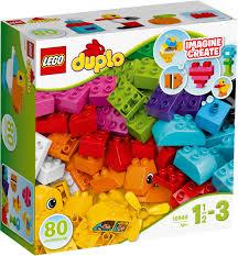 <b>LEGO DUPLO</b> 10848 <b>Мои</b> первые кубики <b>Конструктор</b> — купить в ...
