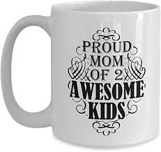 <b>Proud mom</b> of two <b>awesome</b> kids: Amazon.ca: Home & Kitchen