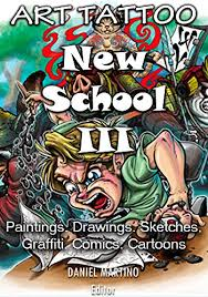 Tattoo images: ART TATTOO NEW SCHOOL III ... - Amazon.com
