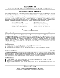 leasing consultant resume sample job and resume template gallery of leasing consultant resume sample