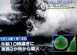 「大正大噴火」の画像検索結果
