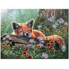 <b>5d</b> DIY <b>Diamond</b> Painting <b>Fox</b> Animal 3d Mosaic <b>5D Diamond</b> ...