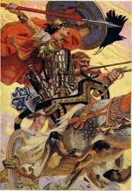 Картинки по запросу Нападение викингов на Линдисфарн