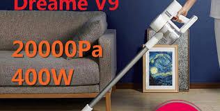 Портативный беспроводной пылесос Dreame V9P — обзоры и ...