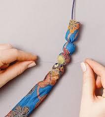 Своими руками   Текстильная ювелирные изделия, <b>Украшения</b> ...