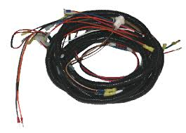 light kits & assemblies golf car parts for golf carts and electric 36v Golf Cart Wiring Harness click for enlargement, deluxe light wire harness for use with voltage reducer, headlights and taillights, turn signal, high low beam, horn and brake lights 36 volt golf cart wiring diagram