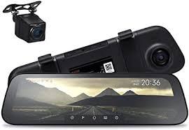 70mai Rearview Dash Cam Wide, Sony IMX307 Night ... - Amazon.com