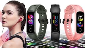 The <b>Honor Band 5i</b>: A CNY 159 (~US$22) fitness tracker released ...