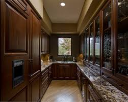 shaped enclosed kitchen masculine colors kitchen traditional with enclosed kitchen dark wood p