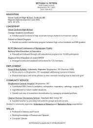 Resume Writing For Highschool Students   Samples Of Resumes Get Inspired with imagerack us job experience resume examples high school student resume examples       high school student