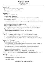 high school student resume example 096 httptopresumeinfo sample student resume high school
