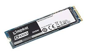 <b>Kingston</b> Digital SA1000M8/960G <b>A1000 960GB</b> PCIe NVMe <b>M</b>.<b>2</b>