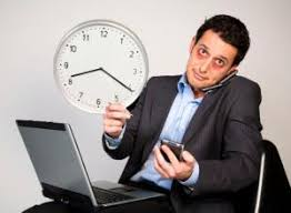 Image result for photo of a workaholic?
