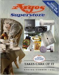 Argos Superstore 1992 Spring/Summer by Retromash - issuu