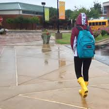 photo essay rainy day on otc campus middle college news share this