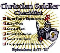 Image result for soldiers for christ