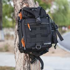 Runature Waterproof <b>Sports Bag Outdoor Backpack</b> Camping Travel ...