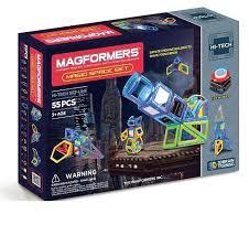 <b>Магнитный конструктор Magformers Magic</b> Space 63140 - лучшая ...