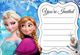 disney invitation maker hd invitation card portal printable frozen party invitations