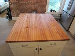 block island cost butcher block kitchen island top  butcher block kitchen island top