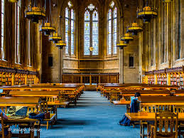 of the most amazing college libraries in the us suzzallo library